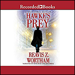 Hawke's Prey Audiobook Cover