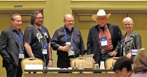 Bouchercon, New Orleans, 2016