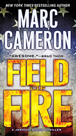 Marc Cameron - Field of Fire cover