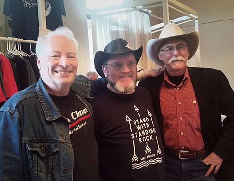 Reavis, Joe Lansdale, and Tim Bryant