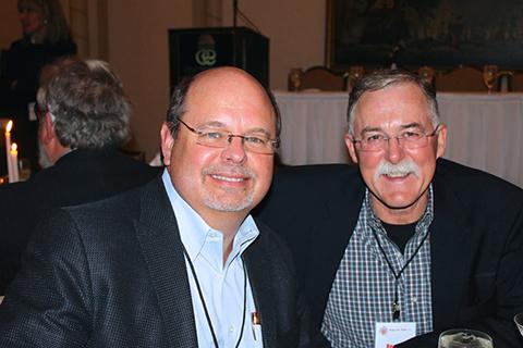 Rev and John Gilstrap