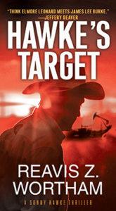 Hawke's Target by Reavis Wortham