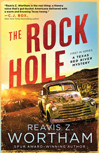 The Rock Hole - New Cover
